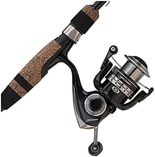fenwick Nighthawk 6-Feet 9-Inch Medium Spinning Combo (2-Piece) by Fenwicks
