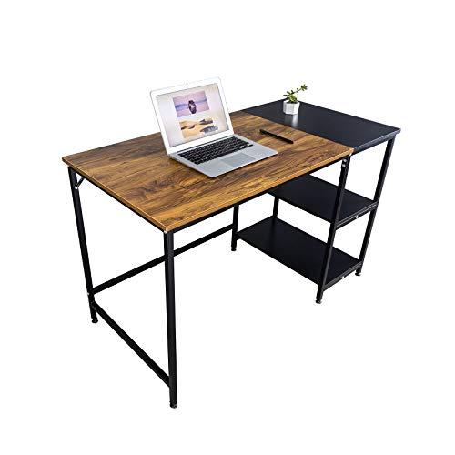 DIMAR GARDEN Escritorio para computadora, hogar, oficina, portátil, escritorio, mesa de juego, mesa de estudio