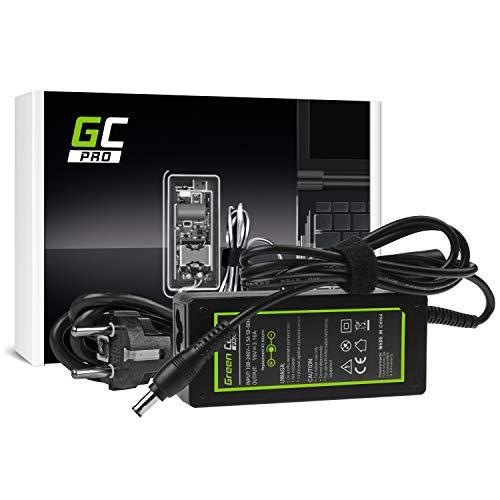 GC Pro Cargador para Portátil Samsung R519 R719 RV510 NP270E5E NP275E5E NP300E5A NP300E5E NP300E5C NP300E7A Ordenador Adaptador de Corriente (19V 3.16A 60W)