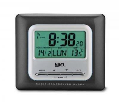 Weerstation doel Polaris 40 zwart - draadloze thermometer