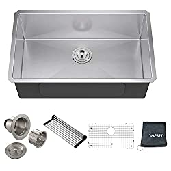 Best 30 inch Drop in Stainless Steel Kitchen Sink