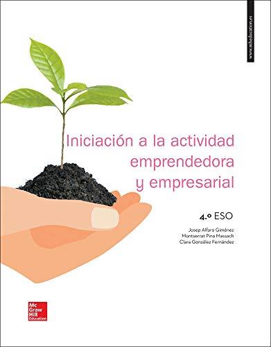 Iniciación a la actividad emprendedora y empresarial -