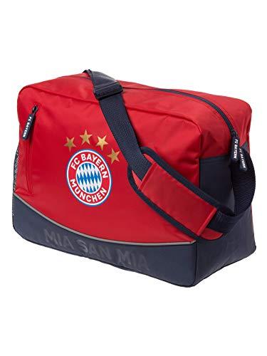 FC Bayern München Schultertasche MIA SAN MIA rot