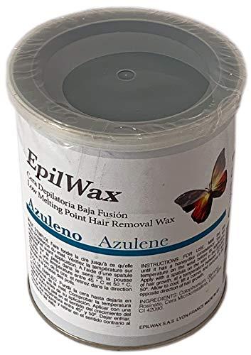 EPILWAX S.A.S - Vasetto 800 Ml Da Cera Calda Pelabile A L'Azulene