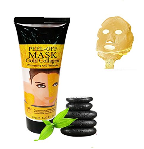 sikenuo - Peel-off Mask Gold Collagen
