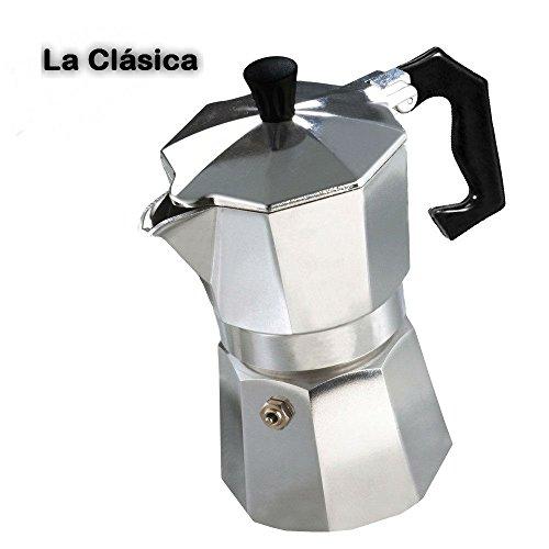 WELKHOME espresso-apparaat / 3 kopjes koffie