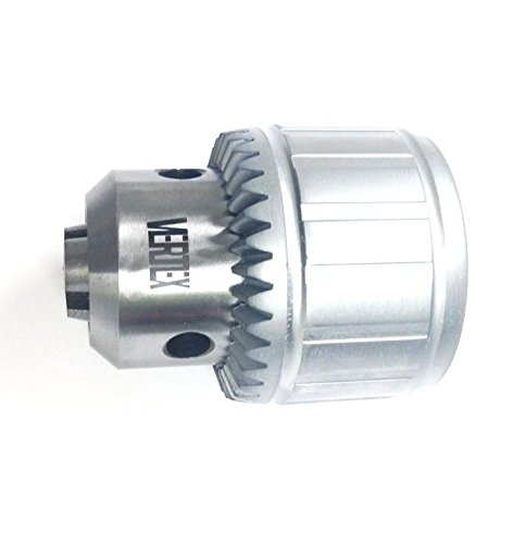 1//64-1//2 Capacity Jt6 Taper Mount HHIP 3701-0110 Pro-Series Precision Drill Chuck with Key