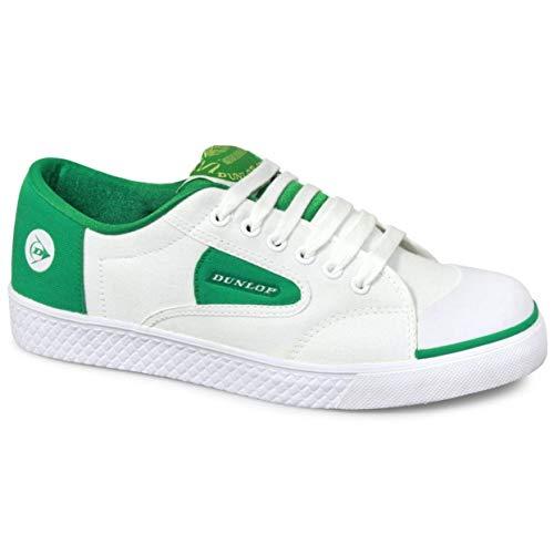 Dunlop Green Flash DU1555 Sportschuhe (34,5 EUR) (Weiß)