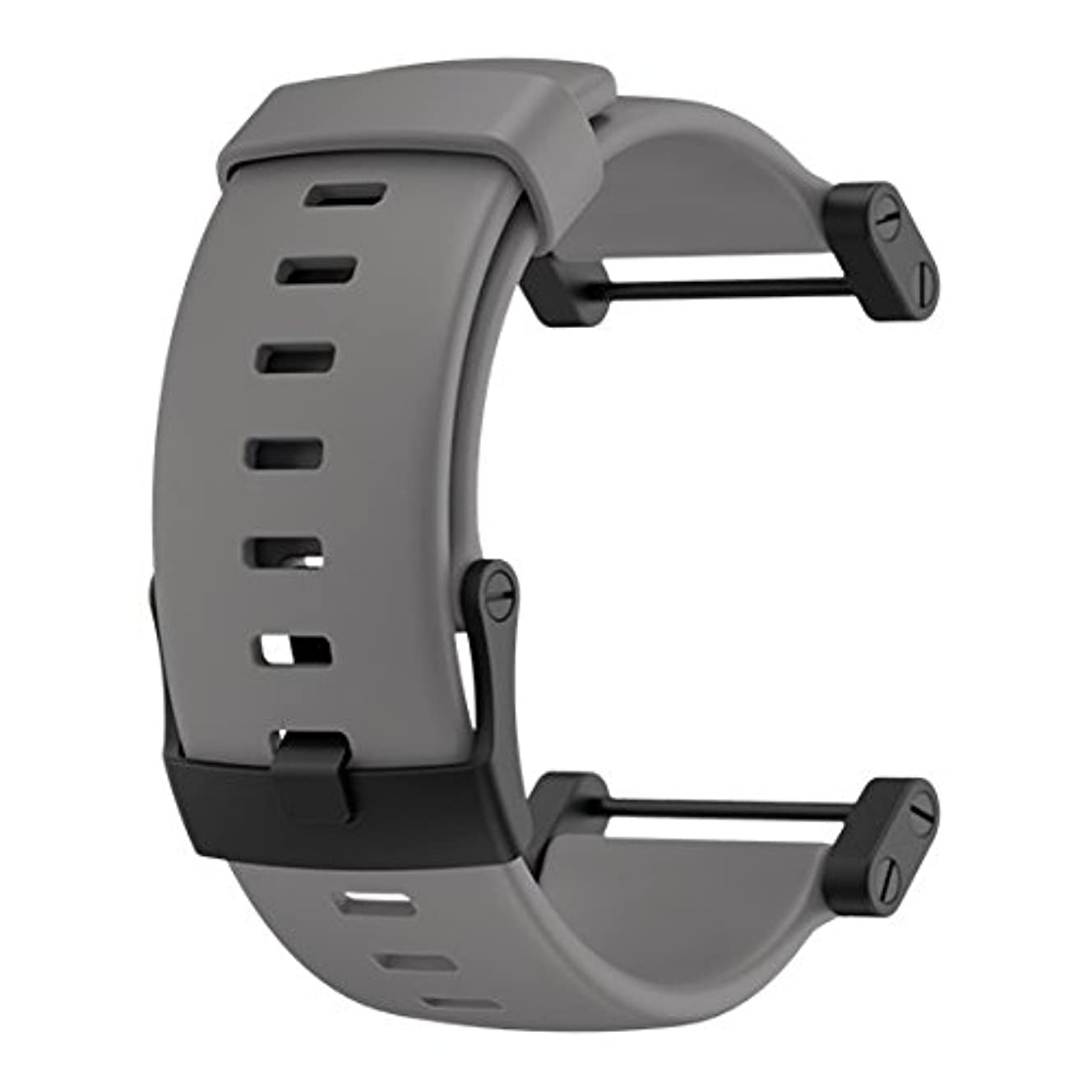 Suunto Core Replacement Rubber Strap, Gray, One size, SS020346000