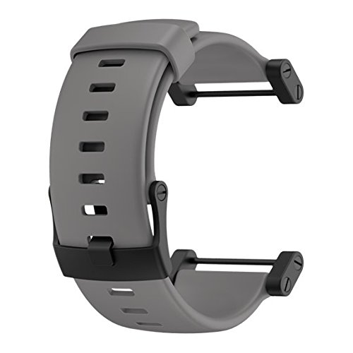 Suunto Core Replacement Rubber Strap, Gray, One size, SS020346000