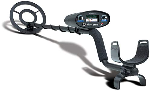 Bounty Hunter TK4 Tracker IV Metal Detector (Renewed)