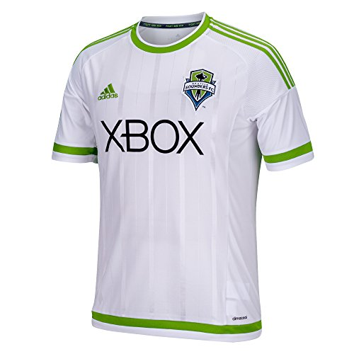 adidas Seattle Sounders MLS Performance Replica Jersey Trikot - Road