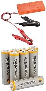 【おすすめセット】エーモン メモリーバックアップ 1686 + Amazonベーシック アルカリ乾電池 単3形 8個パック