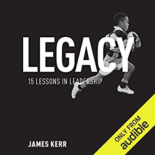 Legacy                   By:                                                                                                                                 James Kerr                               Narrated by:                                                                                                                                 Saul Reichlin                      Length: 5 hrs and 33 mins     698 ratings     Overall 4.5