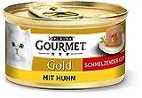 Purina Gourmet Gold - Cibo Umido per Gatti, Diverse varietà, Confezione da 12 x 85 g