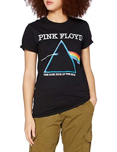 Desconocido Unknown Camiseta para Mujer Dark Side Cover - Camisa