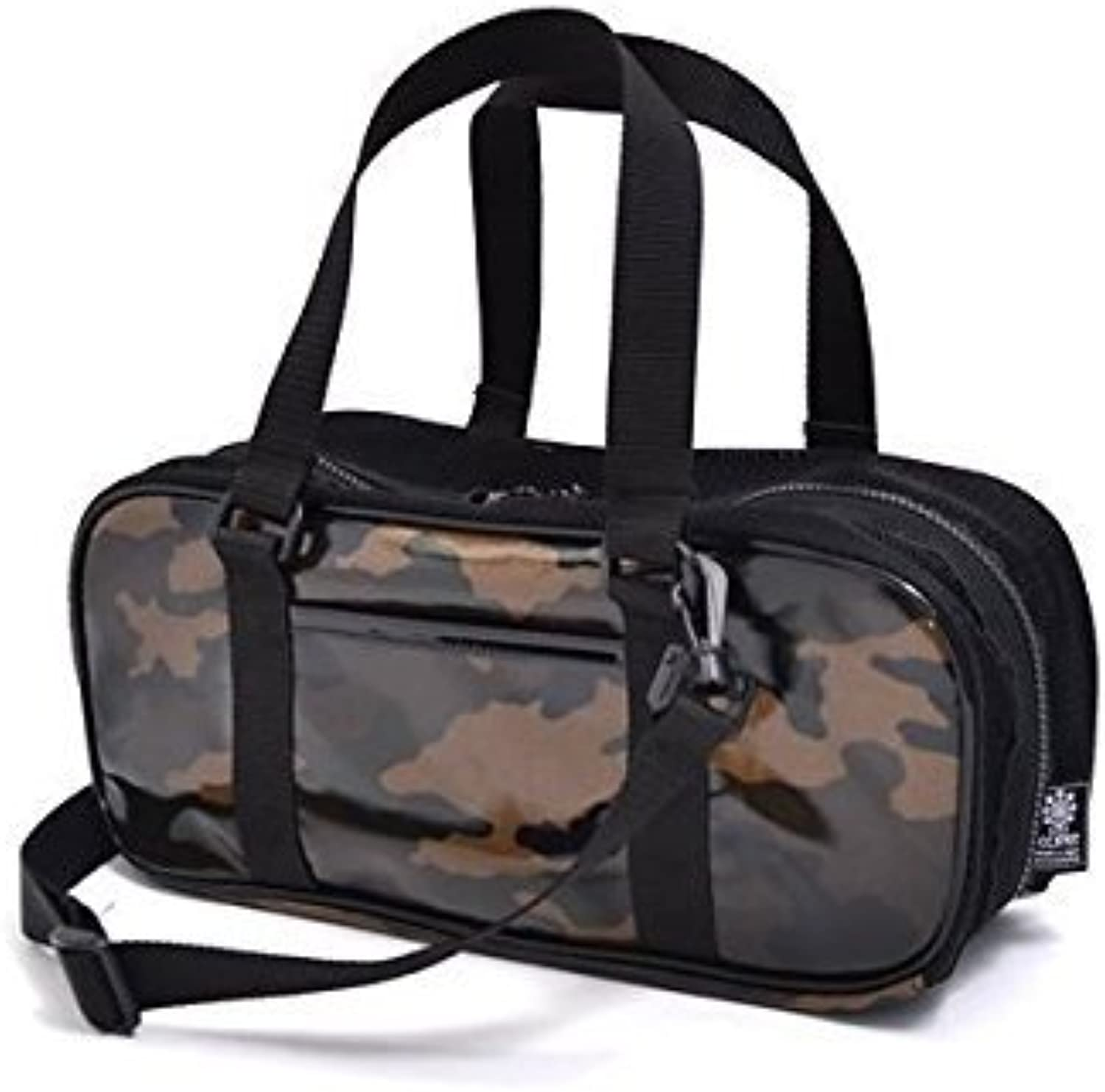 Kids paint bag rated on style N2104800 made in Japan, moss green camouflage (bag only) (japan import)