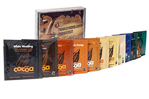 12 x Becks Kakao - Probierpaket Trinkschokolade