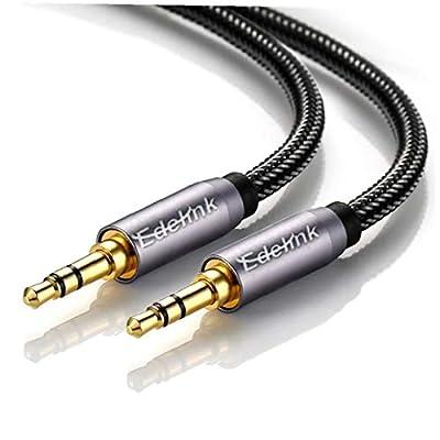 OMMO LEBEINDR 1pcsAutoauxAudio-verlängerungskabelsteckeraufsteckeraufstecker