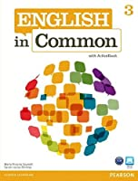 English in Common Level 3 Student Book with ActiveBook CD-ROM