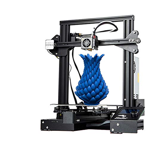 JIAWDYJ Imprimante 3D, Desktop Education Home Children's Small 3D Printer, Suitable for Junior Apprentice Model Toys, (Taille d'impression 220-220-250Mm)
