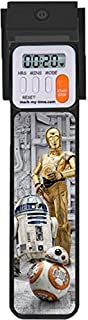 Mark-My-Time 3D Star Wars Droids Digital Booklight and Reading Timer