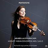 Violin Concertos Nos. 3, 4 & 5 - Arabella Steinbacher