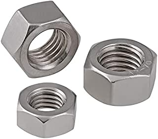 Ochoos 304 hex nut/Screw Cap M1.6M2M2.5M3M4M5M6M8M10M12M14M16M18M20M30 - (Dimensions: M22 1PCS)