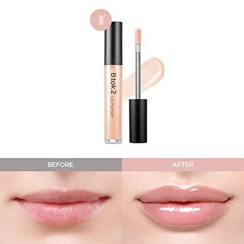 Amai Lip Plumper Glossy Anti-Wrinkle Lip Cosmetic - Nudy