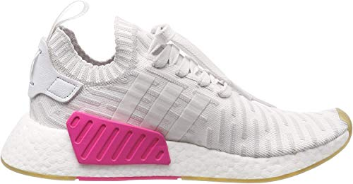 adidas Damen NMD_R2 Pk W Turnschuhe, (Ftwbla/Ftwbla/Rosimp), 38 EU