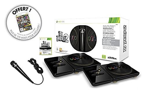 DJ Hero 2 - Party Bundle (Xbox 360) [Importación inglesa]