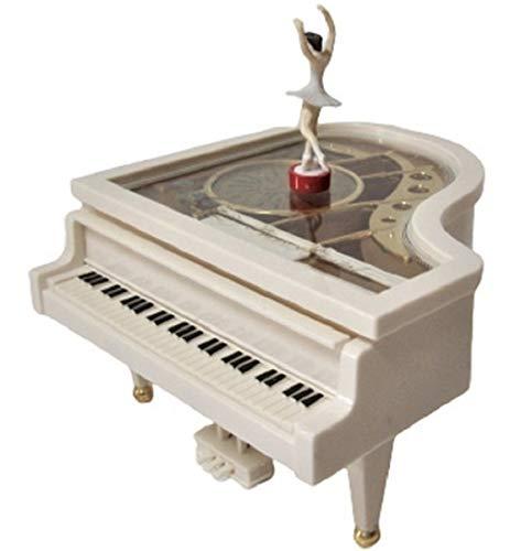 Caixinha De Música Caixa Piano Musical Bailarina Dançarina