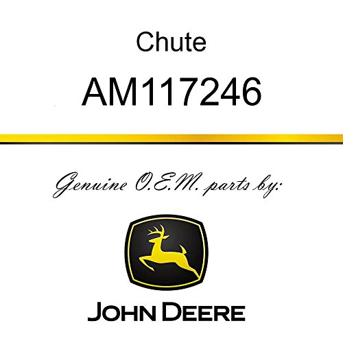 John Deere Original Equipment Chute #AM117246