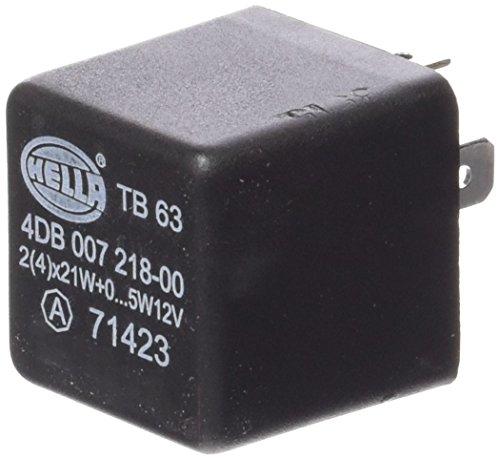 HELLA 4DB 007 218-001 Blinkgeber - 12V - 4-polig - gesteckt - elektronisch
