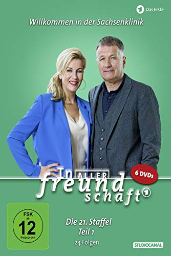 Staffel 21, Teil 1 (6 DVDs)