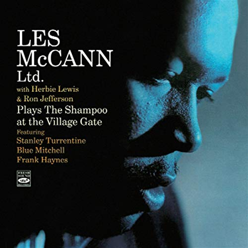 Les McCann - Plays The Shampoo At..