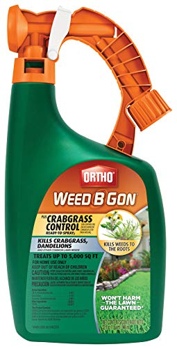 Ortho 9994110 Weed B Gon Plus Crabgrass Control Ready-to-Spray2, 32 Ounce