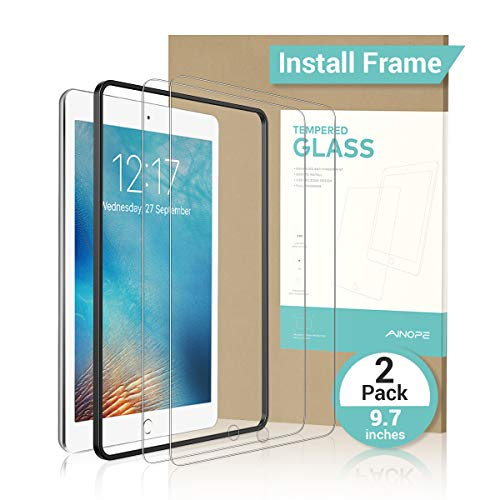 【2 PACK Gift INSTALL FRAME】New iPad 9.7' 6th Generation Screen...