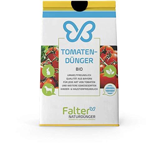Bio Tomatendünger 1kg - Pellets - mit Schafwolle - Qualität aus Bayern - Langzeitdünger - Wasserspeicher - rein natürliche Inhaltsstoffe