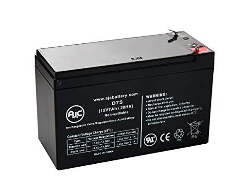 Batterie Best Power LI 750 BAT-0062 9Ah 12V 7Ah UPS - Ce Produit est Un Article de Remplacement de la Marque AJC®