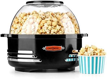 28 opinioni per Oneconcept Couchpotato Macchina Per Popcorn Pop Corn Maker Elettrico (1000 Watt,