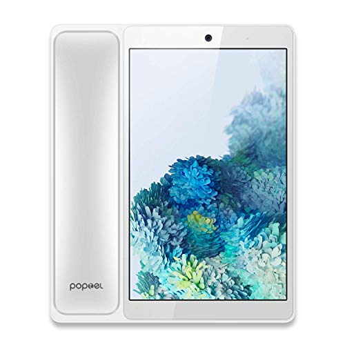 Poptel V9 Android 8.1 Smartphone Ohne Vertrag Günstig, 4G Handy 8,0 Zoll HD Full-Screen Display Telefon Schnurlos mit Bluetooth Mobilteil Handy, Quad Cores,2GB+16GB, 5MP Kamera, WiFi, Einzel SIM Karte