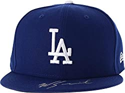 Will Smith Autographed Dodger Cap