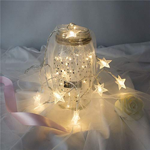 Nordic Home Wall Decoration String Lights Decoration DIY lamp Room Decoration String Lights Battery 10m100 LEDs