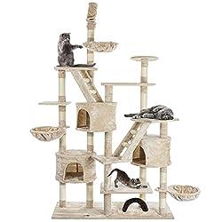 Abbildung von Happypet CAT013-3 Kratzbaum deckenhoch