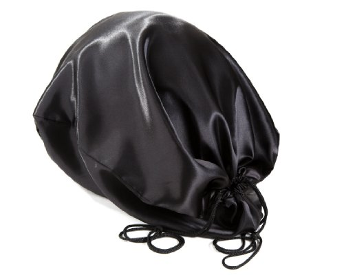 """Helmet Bag, 23"""" x 19"""" Made of Strong Lustrous Water Proof Ballistic Nylon with Locking Drawstring."""