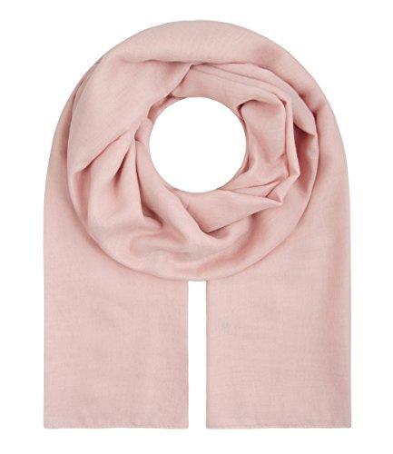 """Majea Tuch Aurora"""" großes Damen-Halstuch XXL Schal Damen Tuch Halstuch einfarbig uni unisex unifarben Schals und Tücher (rosa)"""