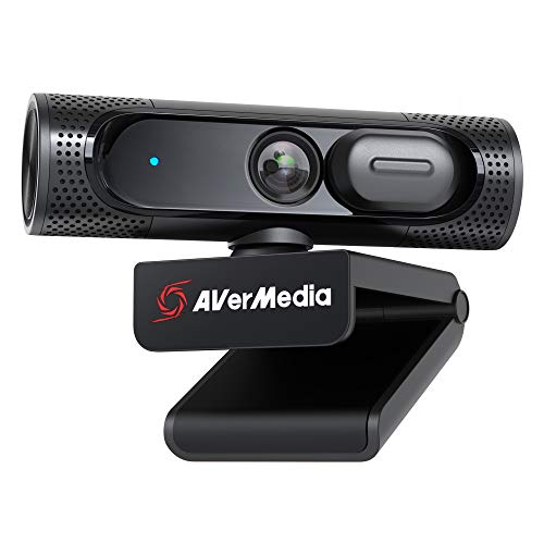 Webcam 1080P 60Fps Stream Marca AVerMedia