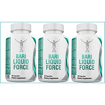 Post Bariatric Multivitamin - 3 Pack of Bariatric Liquid Force Multivitamin