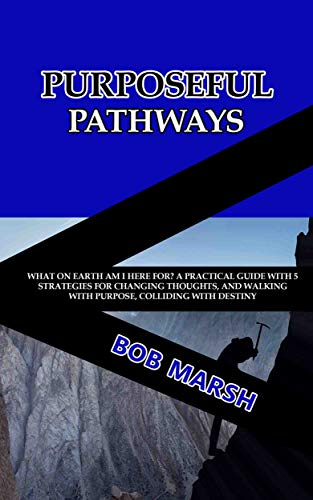Purposeful Pathways : What on Earth Am I Here For? A Practical Guide with 5 strategies for Changing Thoughts, and Walking with Purpose, Colliding with Destiny (English Edition)